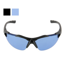 Blue Lens Sports Lab Safety Glasses Specs Eye Protection light Scratch resistant Free shipping(China (Mainland))