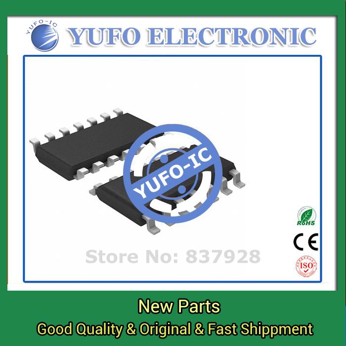 Free Shipping 10PCS TLC274CD genuine authentic [IC OPAMP GP 2.2MHZ 14SOIC]  (YF1115D)