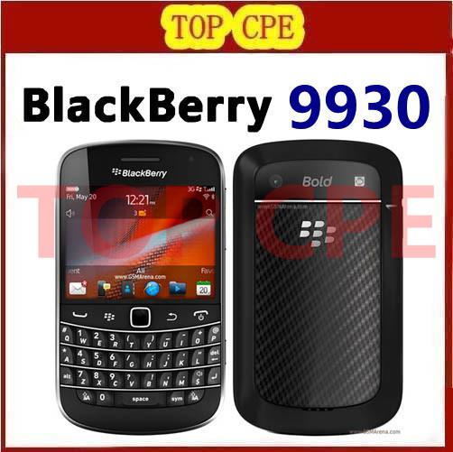 Original BlackBerry Bold Touch 9930 Unlocked Mobile Phone Internal 8GB Memory 5MP Camera 3G Smartphone(China (Mainland))