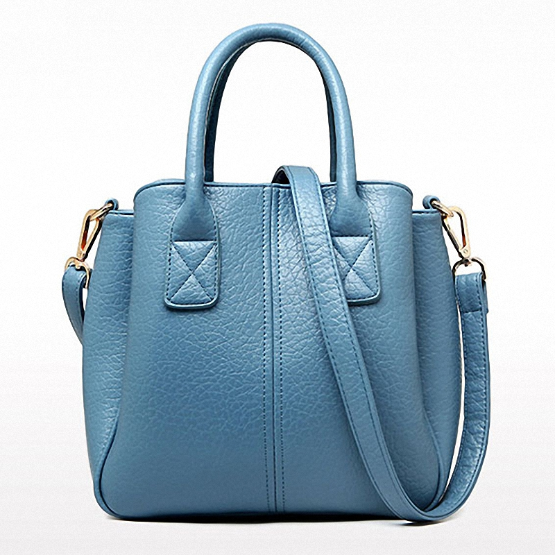 2016 Women Bag Genuine Leather Famous Brand Vintage Handbags Ladies Real Leather Tote Bags women Sac a Main Femme de Marque(China (Mainland))