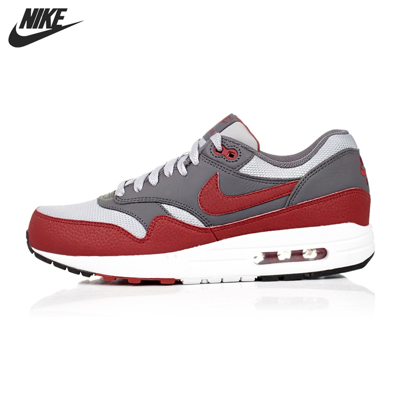 Original  NIKE Air Max 1 Mens Running Shoes Sneakers free shipping <br><br>Aliexpress