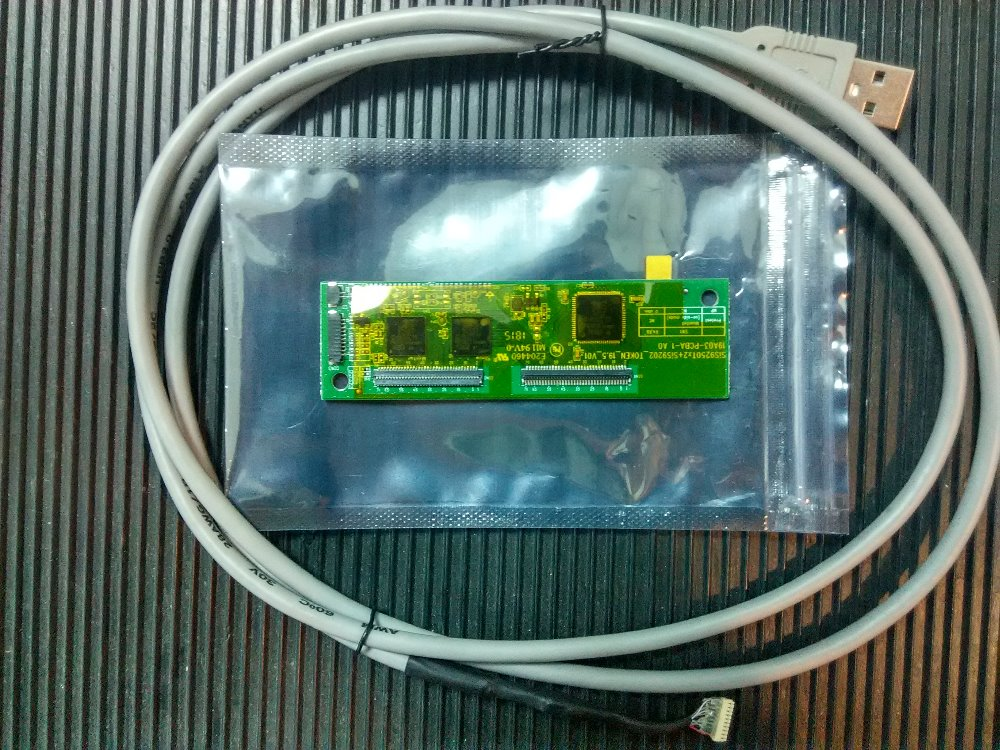32 TO 84 Touch foil USB controller