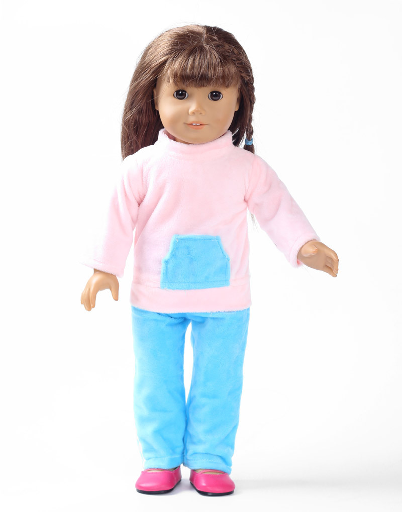 "free shipping 18"" american girl doll clothes toy dolls"