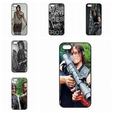 Walking Dead Daryl Dixon Moto X1 X2 G1 G2 E1 Razr D1 D3 BlackBerry 8520 9700 9900 Z10 Q10 Hard Mobile Phone - EJ Groups Co., Ltd store