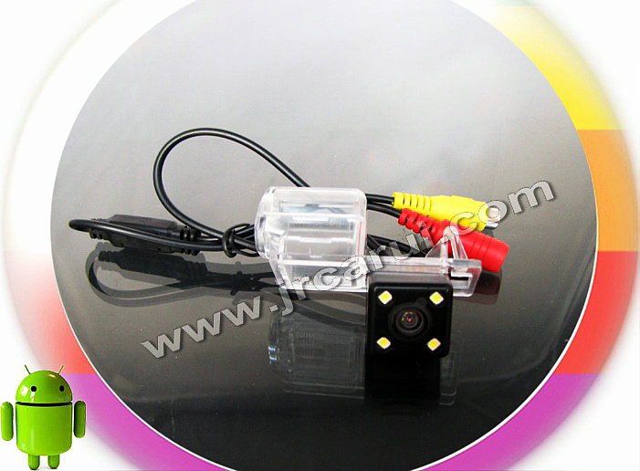 Hot selling  Rear view camera for FORD FIESTA 2014 CCD BACK UP CAR Rear view camera<br><br>Aliexpress