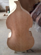2014 YEAR NEW FINISHED 3/4 SIZE DOUBLE BASS ,FULL HAND MADE BASS(China (Mainland))