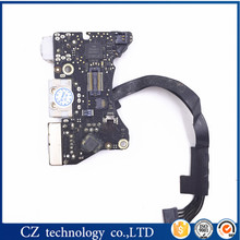 "wholesale Power Board Magsafe I/O Audio USB Board for MacBook Air 11"" 2010 A1370 1370 mc505 mc506 820-2827-B 100% working(China (Mainland))"