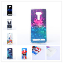 10 Style Asus Zenfone 2 Laser ZE550KL 5.5''Funny Word Paint Soft Silicon Back Case Funda Coque TPU Capinha - Fashion Thinker store