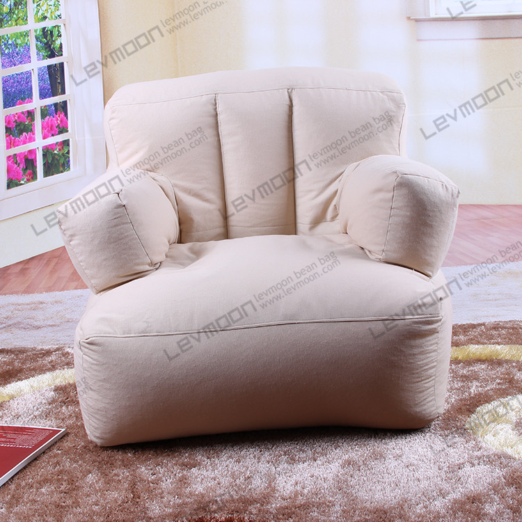 FREE SHIPPING striped bean bag covers bean bags chairs bean bag company 100% cotton canvas bean bag sofa without filling(China (Mainland))