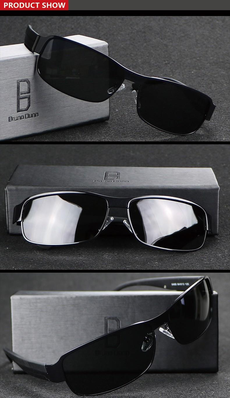 Men Sunglasses 2017 Mercedes Brand Designer Vintage Polarized Sun Glasses Male Oculos De Sol Masculino Gafas Polarizado With BOX