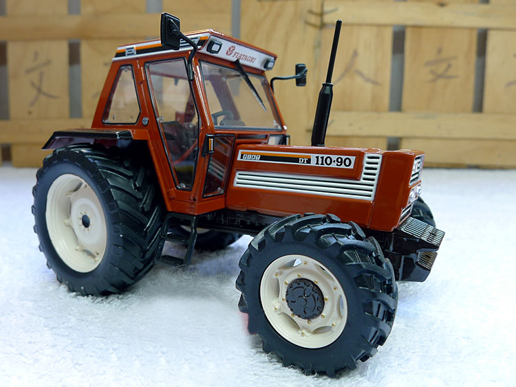 REP 1:32 FIAT 110-90 tractor Alloy model agricultural vehicles Favorites Model(China (Mainland))