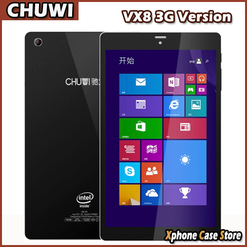 Планшетный ПК CHUWI VX8 3G ROM16GB + RAM1GB 8.0 Intel Z3735G GPS Bluetooth WiFi OTG видеорегистратор intego vx 410mr