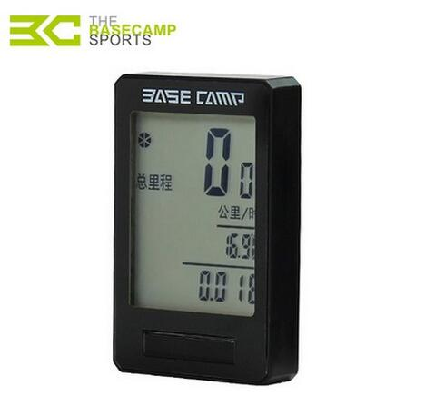 Waterproof Wireless Bicycle Computer Multifunction Large-screen Backlight Bike Odometer Speedometer Bike Stopwatch<br><br>Aliexpress