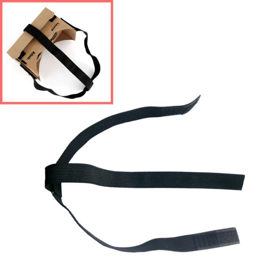 Top Quality Black DIY Head Mount Strap For Google Cardboard vr Virtual Reality 3D Glasses JA21<br><br>Aliexpress