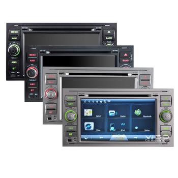 Hot Russia Menu Auto Stereo GPS Navigation for Ford Focus Radio RDS DVD Player Multimedia Headunit Sat Nav Free Rusisa Shipping