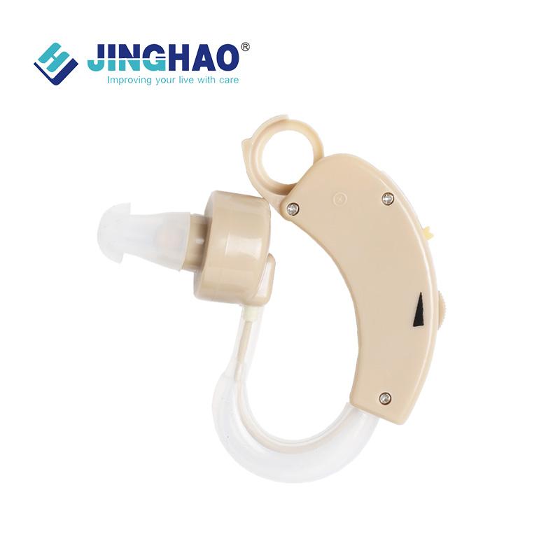 JINGHAO Hearing Aid Ear Care Hearing Aid Tone Adjustable Hearing Amplifier Aparelho Auditivo BatteryAG13 Hearing Aid Machine(China (Mainland))