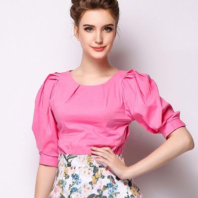 Яркие китайские блузы 31