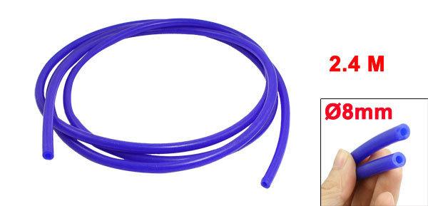"""Car 2.4 Meters Silicone Vacuum Hose Tube 4mm/0.16"""" Inner Diameter Pipe(China (Mainland))"""