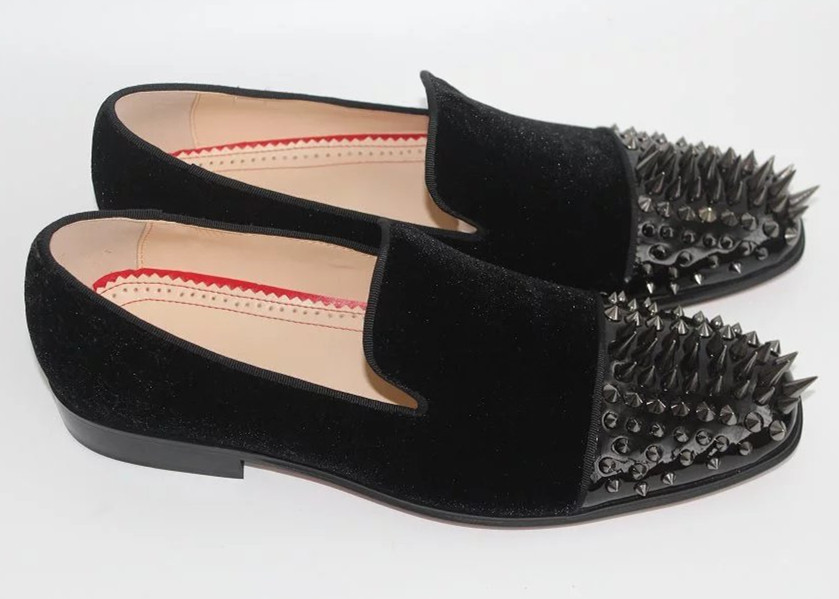 white spiked louboutin pumps - Popular Men Spike Shoes-Buy Cheap Men Spike Shoes lots from China ...