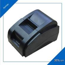 Free Shipping 100% New original High Speed USB Port 58mm POS printer Thermal Receipt Pirnter mini thermal printer wholesale