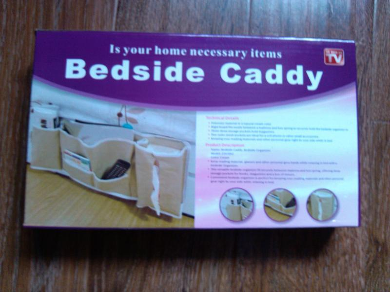 Bedside Storage Caddy Bedside Storage Caddy Bag