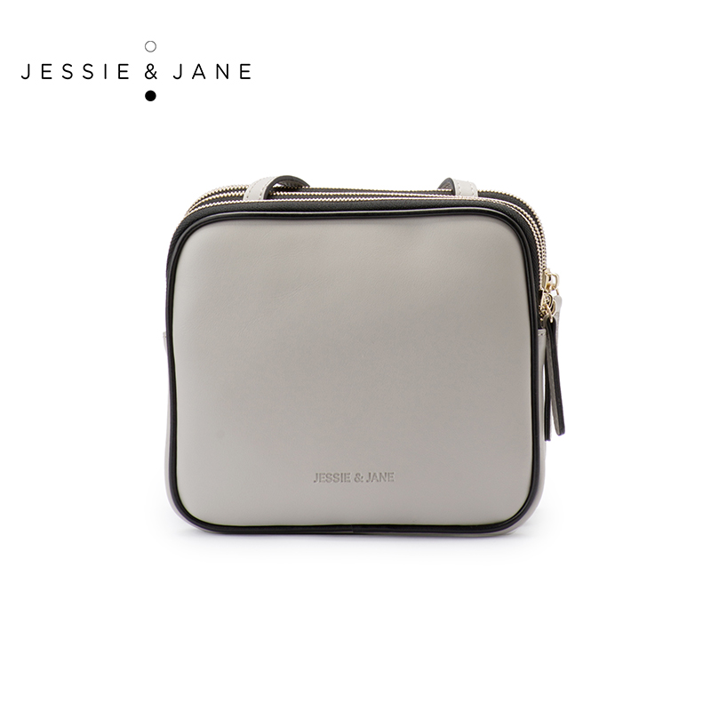 JESSIE JANE Designer Brand Delicate Women Clutches Genuine Leather Multilayer Flap<br><br>Aliexpress