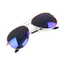 Gold metal frame Sunglasses Men Driver Mirror Sun glasses Male Fishing Female Outdoor Sports Eyewear For gifts