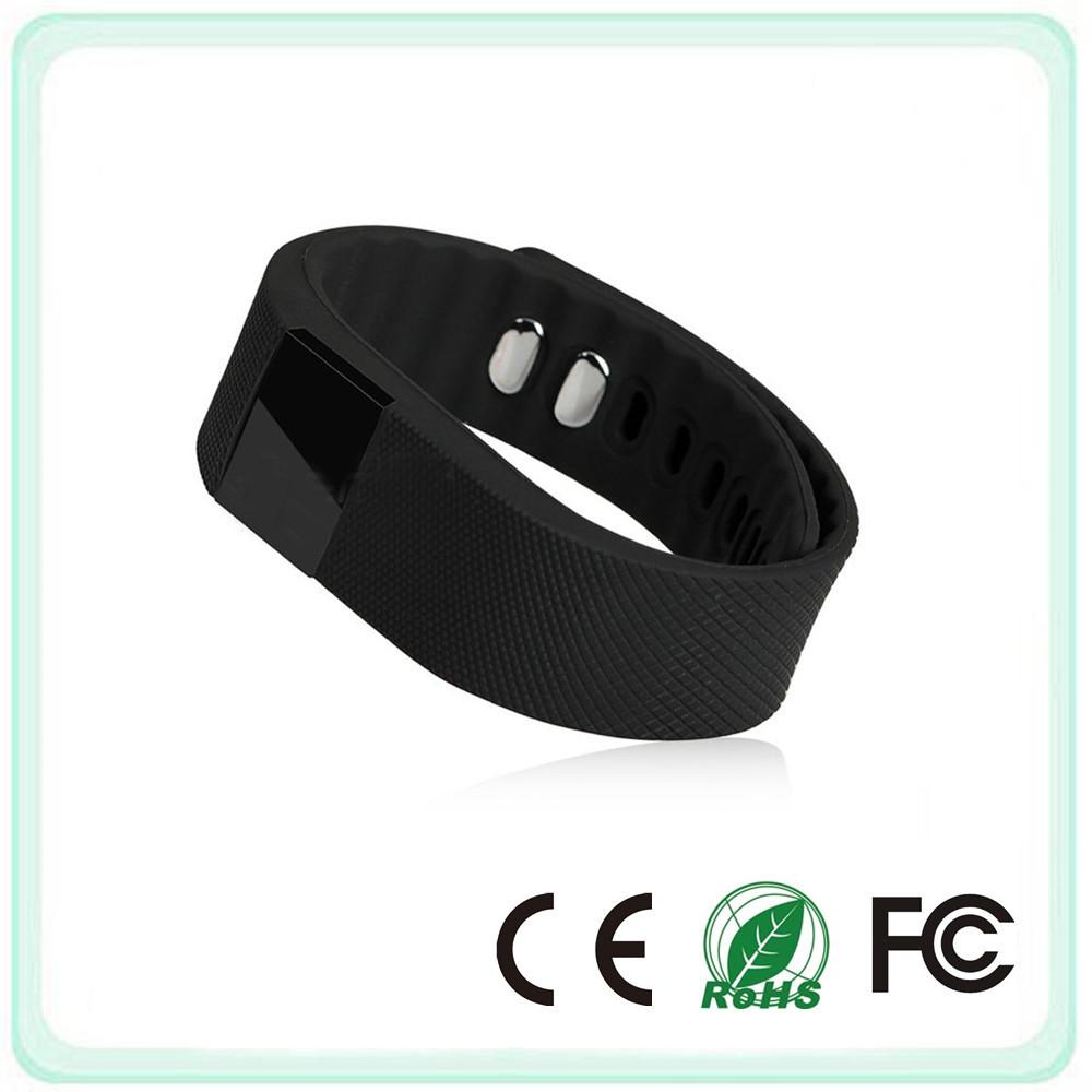 Tw64 Fitness Activity Tracker Bluetooth 4.0 Sport Bracelet Smart Band Wristband Pedometer(China (Mainland))