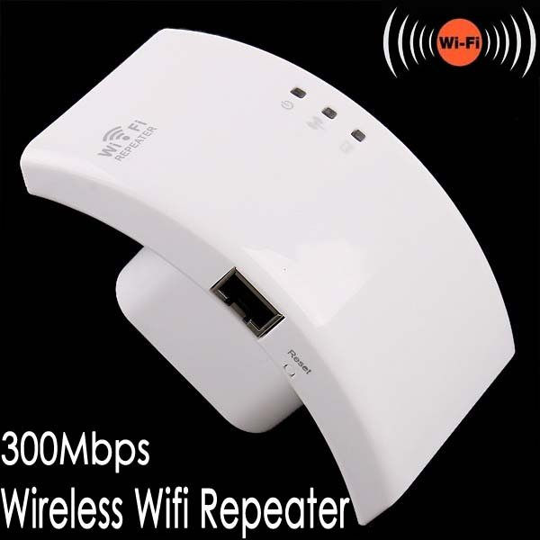 300M Wireless-N Wifi Repeater 802.11N Network Router Range Expander Amplifier Free Express 5pcs