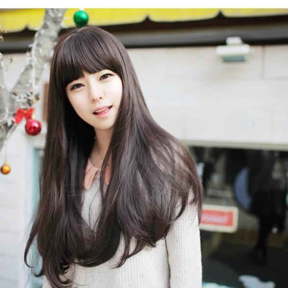 DIY Hairstyle Korean female artist
