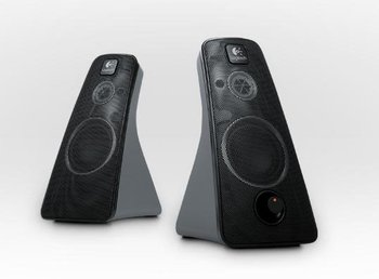 Computer speakers Z520, 360 degrees surround sound, the bidirectional amplification design, and tile (RMS) power
