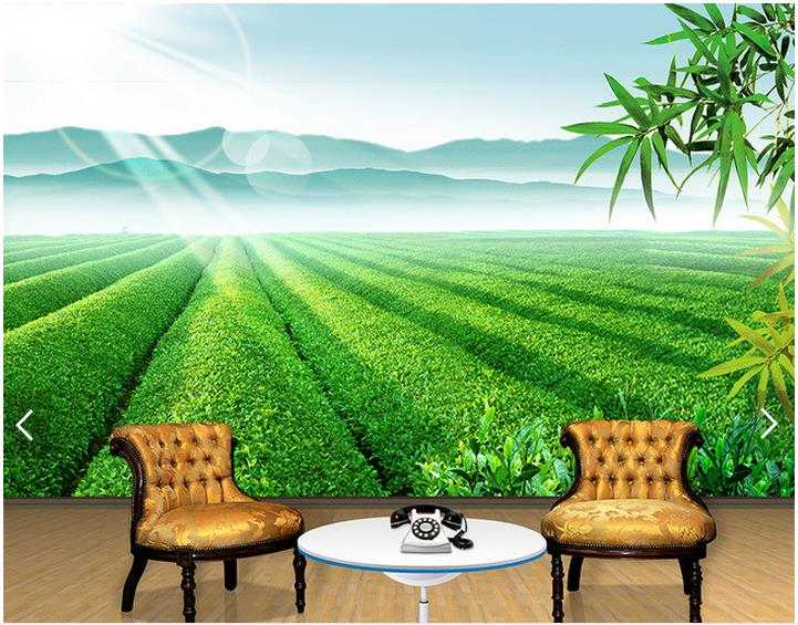 Paysage bambou promotion achetez des paysage bambou for 3d wallpaper for home in malaysia