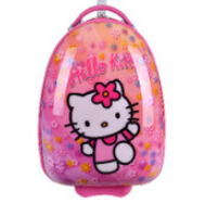 2014 Fantastic 15 Inches Trolley Bag Boys & Girls School Bags Pc+Abs Backpack Back Pull Luggage Kids 5A