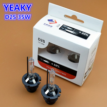 100% Original Yeaky 12V AC 35W D2S HID Xenon Head Lamp Single Beam Headlight Replacement Bulbs 4500K 5500K 6500K Car Styling(China (Mainland))