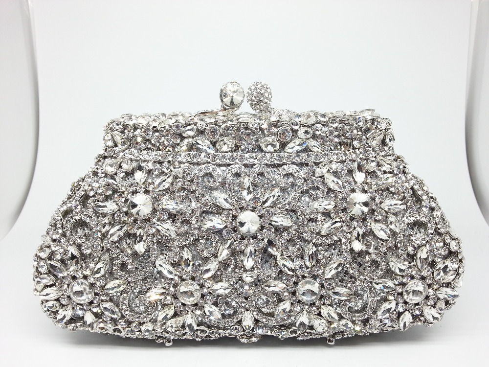 Perfect  Clutch Bag Adds A Glamorous Touch To Any Evening Outfit Or Social