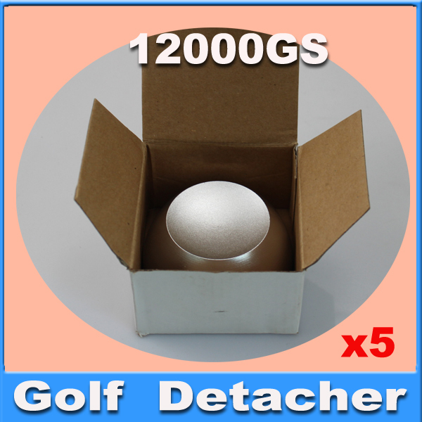5pcs/lot  Eas hard tag golf tag detacher 12000 gs universal hard tag remover DHL shipping <br><br>Aliexpress