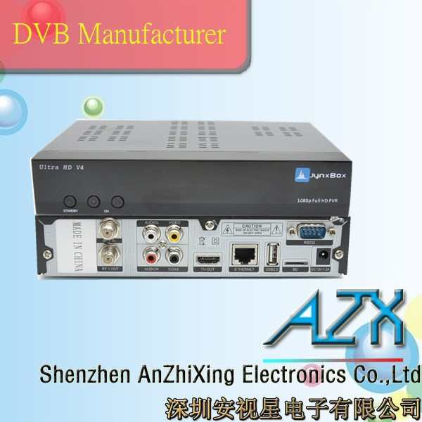 dvb-s2 mpeg4 hd receiver usb wifi decoder adapter satellite internet receiver(China (Mainland))