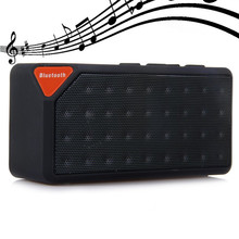 X3 Wireless Mini Bluetooth TF USB FM Speaker Portable Jambox Style Speaker Music Sound Box Subwoofer Loudspeakers for Cellphone(China (Mainland))