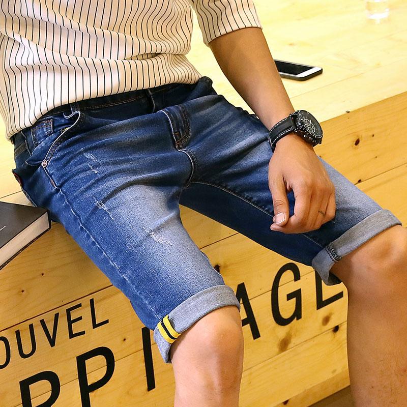 Free Shipping 2016 Summer Men plus Short Jeans Men s Fashion Shorts Men Big Sale Summer