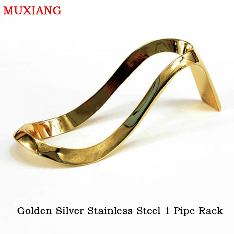 10 Pcs/lot Stainless Steel Smoking Pipe Racks Special High Heel Shape 1 Pipe Stands Holder Cheap Price China Supplier fa0002(China (Mainland))