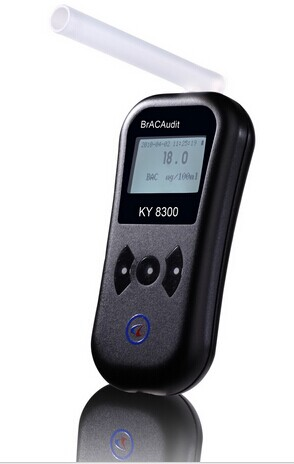 No. 3 Rapid Alcohol Tester breath alcohol concentration detector KY8300 wine inspection instrument(China (Mainland))