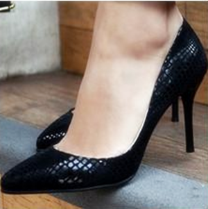 2013 high-heeled shoes female black pointed toe thin heels single princess ol spring autumn women's - Sofia ' store