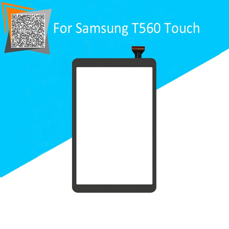 High Quality New For Samsung Galaxy Tab E 9.6 Wi-Fi SM-T560 T560 Touch Screen Digitizer Sensor Glass Repair Replacement Parts