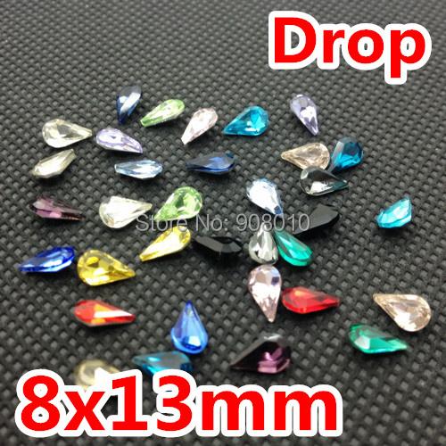 Ifirstyle 336pcs/8x13mm 8x13mm pear drop sitemap 336 xml