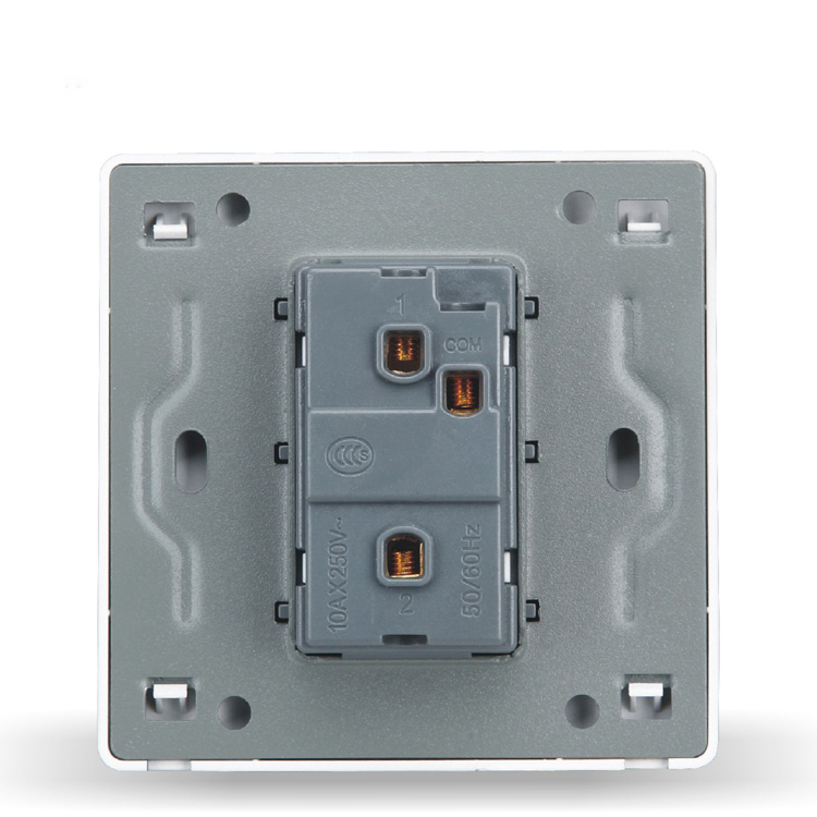 Home - Wall Switch Socket 86 - Wood - Color Retro Antique One To Open The Two - Control Switch, PC 220v 10a