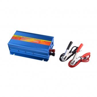 Здесь можно купить  Sol FAA - 1000 - b 1000 w DC24V AC230V solar power inverter Battery is negative after the  - blue  Электротехническое оборудование и материалы