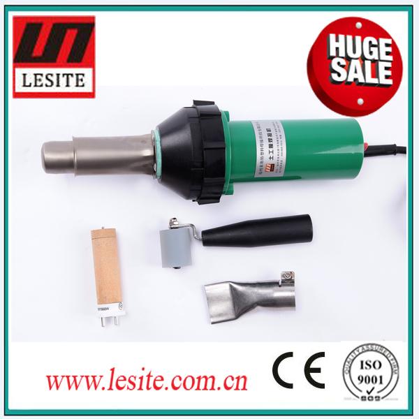 Súper ventas del CE aprobó plástica lámina termoplástica caliente herramienta de soldadura de geomembrana revestimiento(China (Mainland))