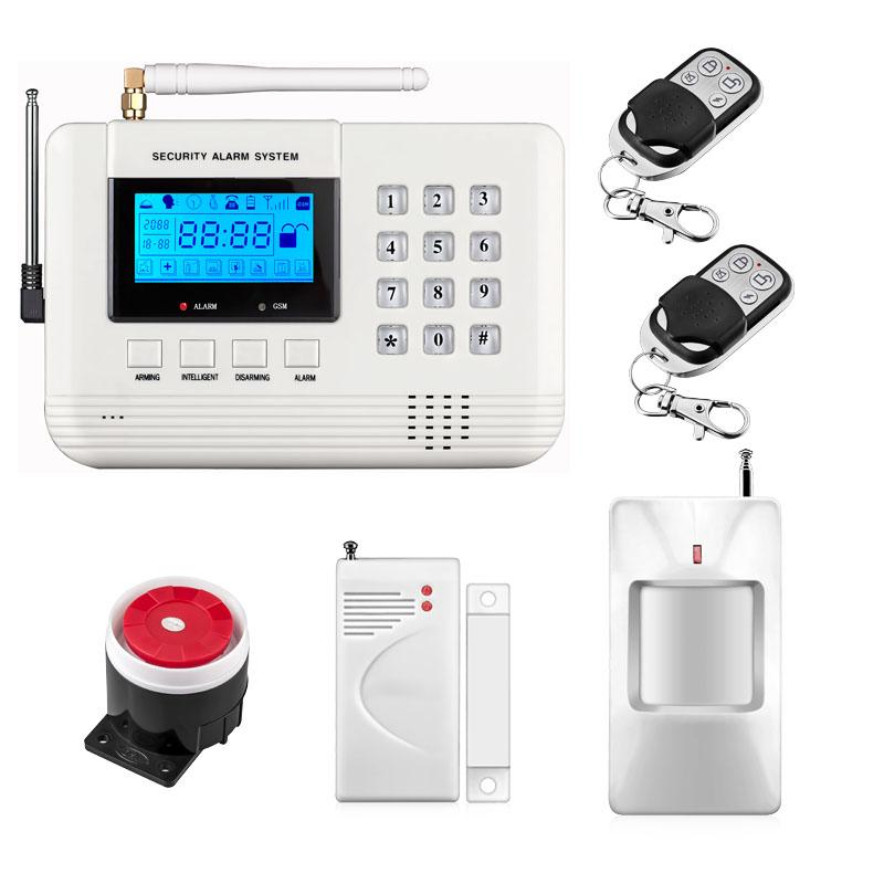 Diy house alarms systems