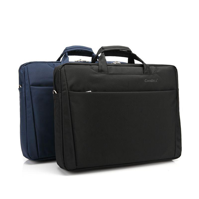 Large Capacity Colorful Business Bag Shockproof Wear Resistant MultiFunction Bag 14 15 17 Inch Notebook Bag Laptop Bag(China (Mainland))