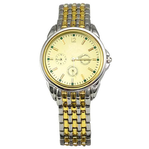 2015 Men Stainless Watches Luxury Brand Hot Gold Silver Fashion Dress Watches Quartz Wristwatch